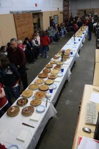 Macks Pie Contest entries